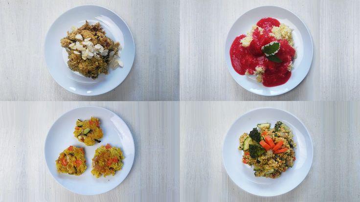 KASZA JAGLANA na 5 szybkich sposobów – smacznie i zdrowo! – Via Gusto