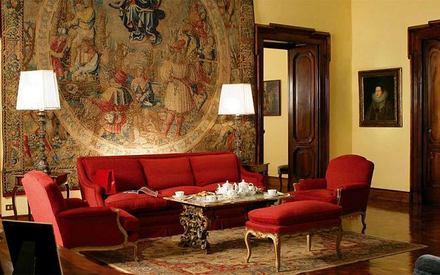 Top 10: romantic Rome hotels