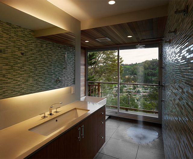 Remodel Bathroom With Window In Shower 36 best bamboo bliss images on pinterest | bathroom ideas