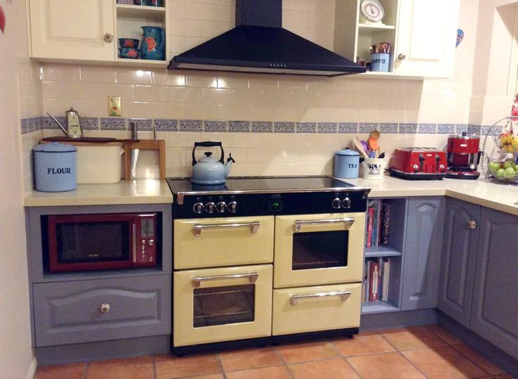 Kitchen Designs With Belling Richmond Cookers   Google Search