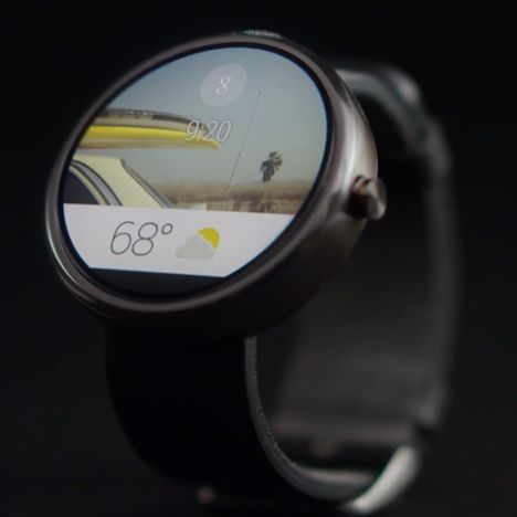 Google unveils Android Wear operating system for smartwatches 18 March 2014Google has unveiled an operating system designed specifically for wearable devices called Android Wear, plus details of the first smartwatches to incorporate the technology.