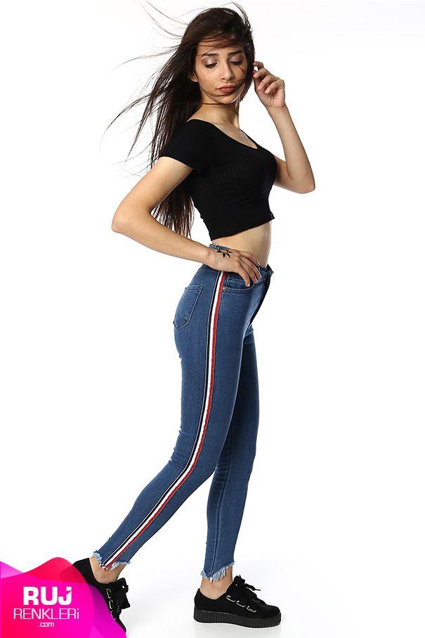 Yuksek Bel Pantolon Modelleri Ruj Renkleri 10 Fashion Hair Styles Fashion Dresses