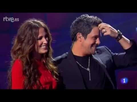 """Malú y Alejandro Sanz """"Y si fuera ella"""" 24/12/12 @InfoMalu"""
