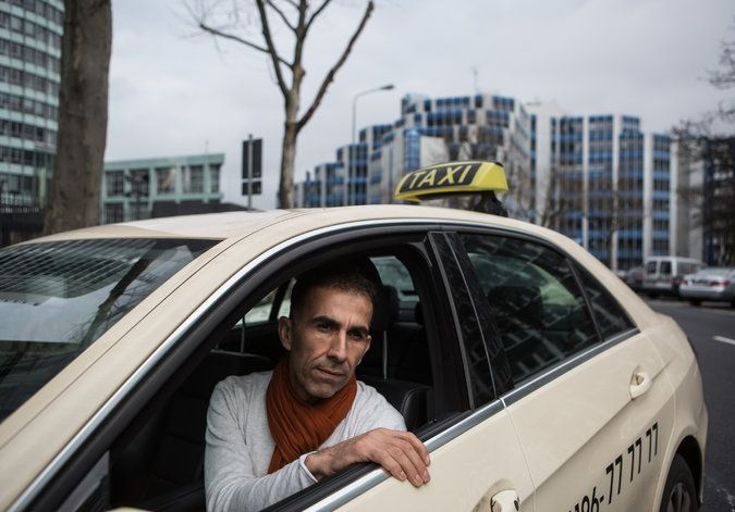 Uber's No-Holds-Barred Expansion Strategy Fizzles in Germany - The New York Times