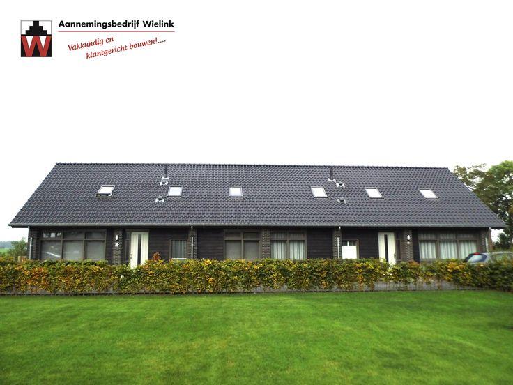 Schuurwoning laten bouwen! www.aannemersbedrijfwielink.nl – Vraag om gratis bouwadvies! Schuurwoning combinatie metselwerk gepotdekseld planken * Ontwerp schuurwoning * Schuurwoning bouwen kosten * schuurwoningen ontwerpen