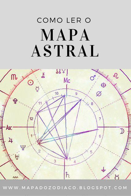 aprenda a ler o mapa astral neste artigo