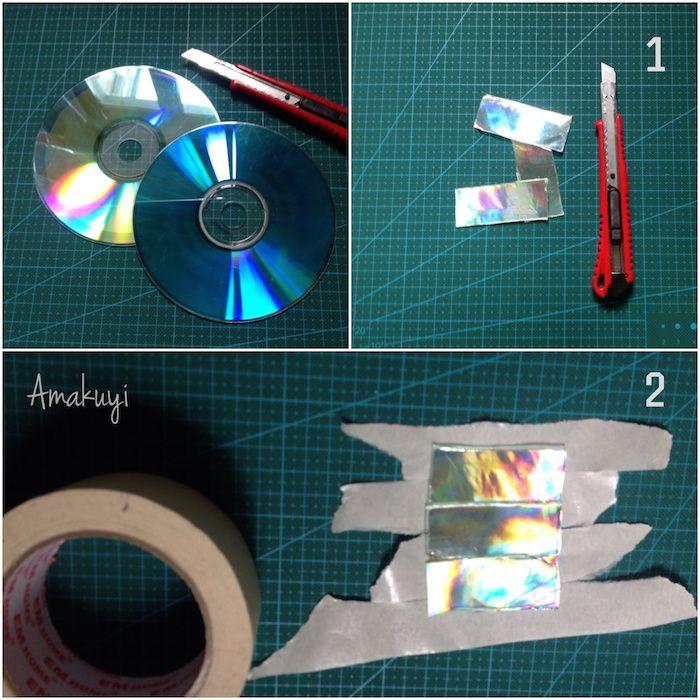 Una Pizca de Hogar: DIY: cómo hacer un Caleidoscopio Casero Reciclando