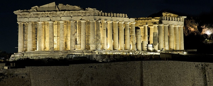 Myths and Legends of Ancient Greece tour