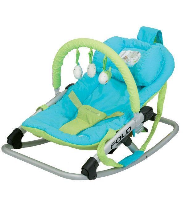 Balansoar pentru copii pliabil cu structura din aluminium 100%. Super lejer si confortabil pentru copilul Dvs. Balansoarul pentru copii are greutatea de doar 2,9 kg !