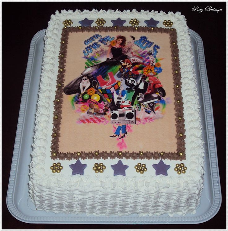 http://patyshibuya.com.br/ Bolo Decorado by Paty Shibuya Decorated Cake by Paty Shibuya