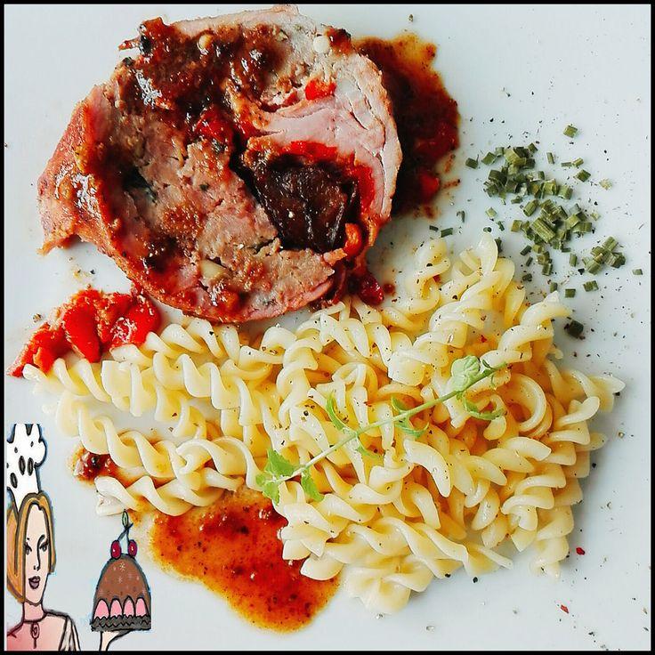 Receita de rolo de peru assado no forno ♥♥♥ - http://gostinhos.com/receita-de-rolo-de-peru-assado-no-forno-%e2%99%a5%e2%99%a5%e2%99%a5/