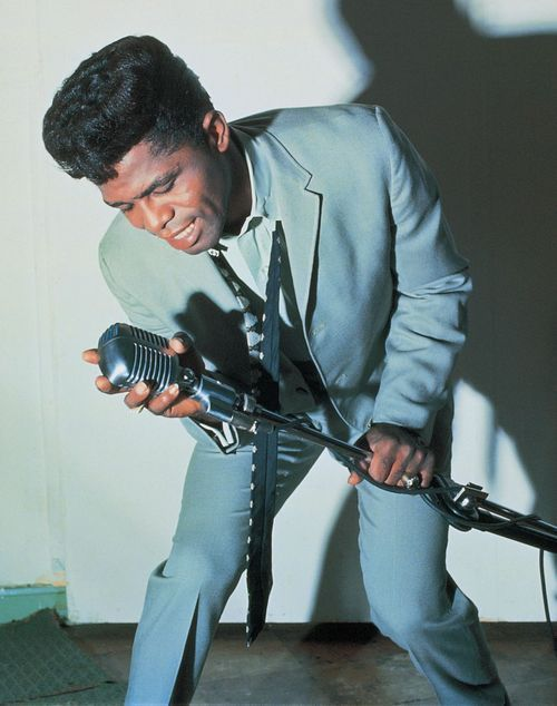 James Brown, The Hardest Working Man In Show Business !!!!!