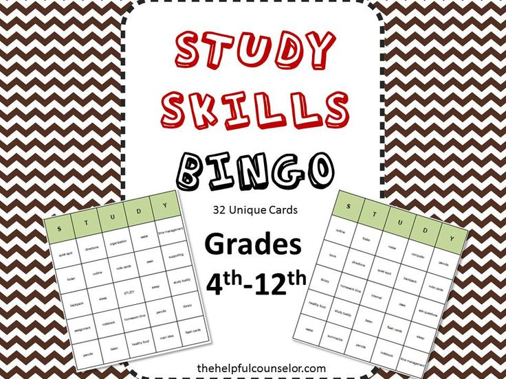 Looking for a fun way to teach study skills at the beginning of the school year? Study Skills Bingo is a great way to introduce your students to classroom expectations regarding study habits and the homework process! After thinking about […]