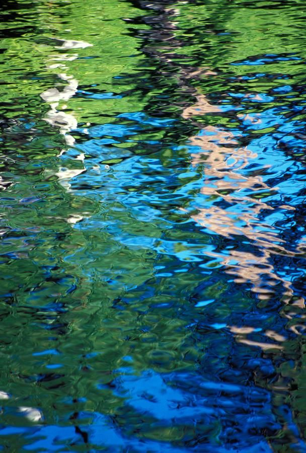water reflections - Google Search