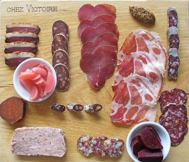 """chez victoire charcuteries - from à la Montréal's """"10 Delicious Montreal Food Experiences"""""""