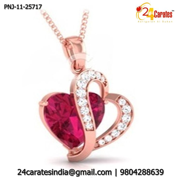 Featuring the graceful contours of a vine, this filigree pendant in hues of pink is a great pick for everyday wear. It is one of our bestselling designs for a reason.Drawing inspiration from its beauty, we have crafted this lovely pendant in 18KT gold with tiny diamonds. Price Including GST Rs 13,586/- Purity – SI Colour – IJ Gold Weight – 2 Gram (18K) Diamond – 0.16 CT Ceritifed by IGI & BIS Hallmark Govt. approved agencies. For more information/ details contact us at…