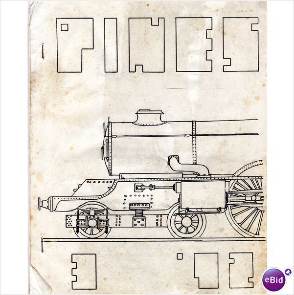Bristol Grammar School Railway Society Magazine 1972 on eBid United Kingdom