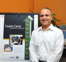 CASPIO.  In a recent partnership with Mona Foundation, they sponsored the ADCAM School in Brazil, with the goal of raising $5,000 to send 50 children to school in 2012. Caspio's other fund-raising efforts have included employee contributions, company matching grants, and fund-raising events.