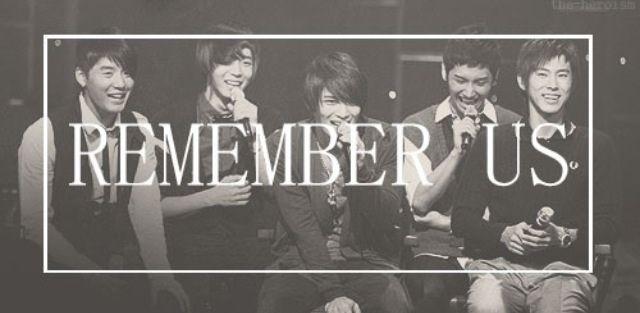 Remember us .. remember DB5K <3