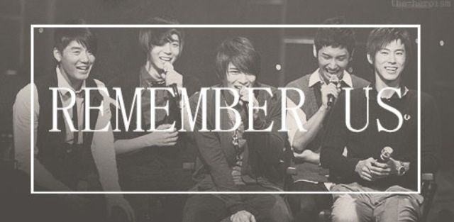 Remember us .. remember DB5K <3
