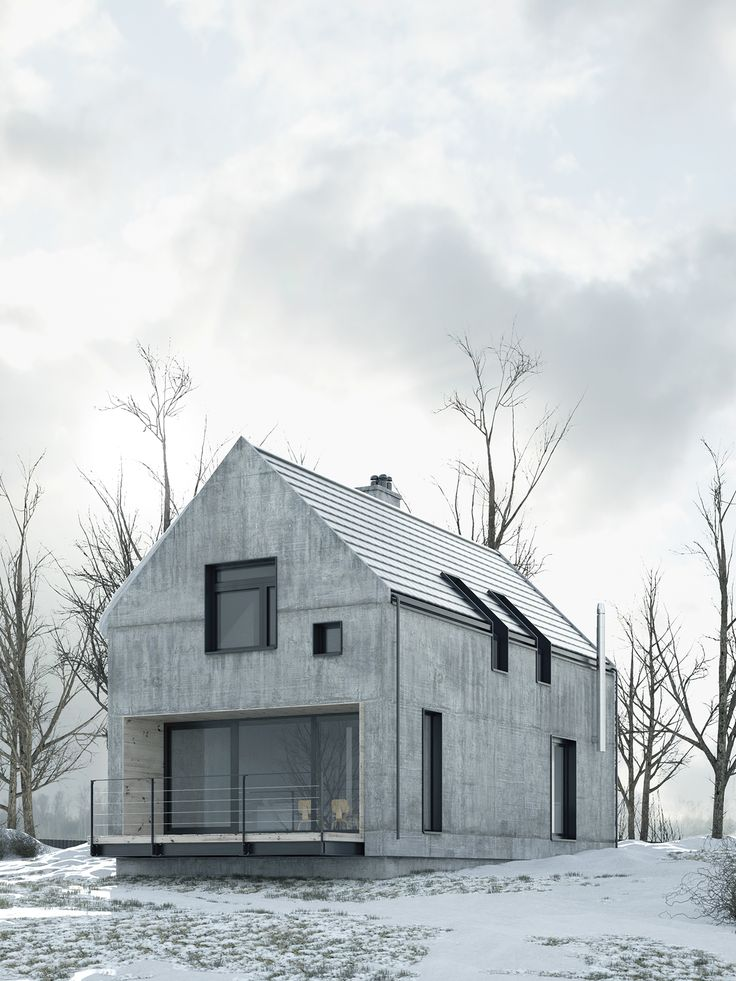 1000 images about simple by design on pinterest for Minimalist house quebec