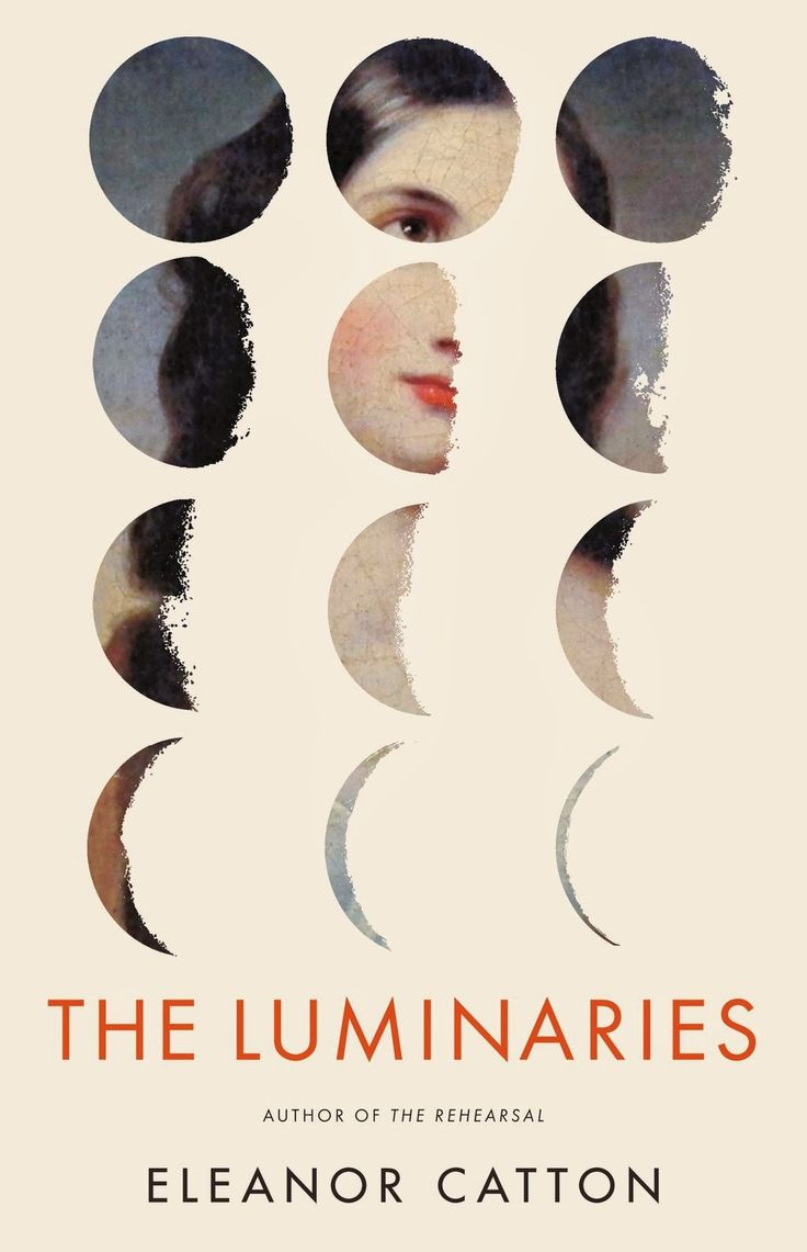 THE LUMINARIES By Eleanor Catton;  Little, Brown 2013 | Designed by Jenny Grigg