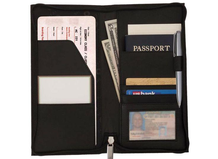 Sheaffer Classic Travel Wallet - 4C Heat Transfer