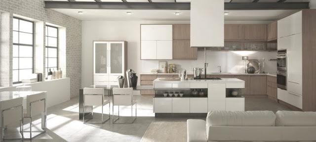 Palette Couleur Peinture Pour Mur : Une cuisine très élégante et entièrement dans lair du