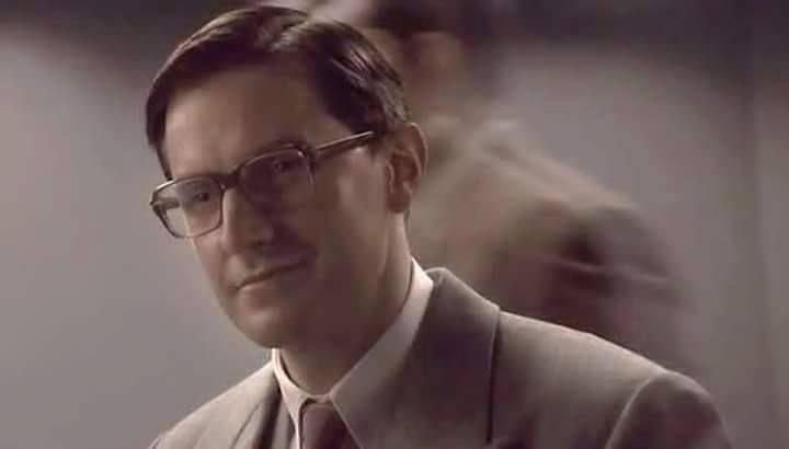 Handsome Heinz Kruger from Captain America...Richard Armitage