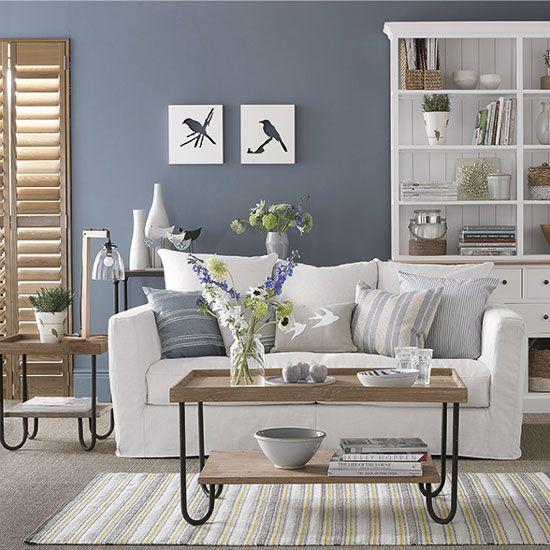 Las 25 mejores ideas sobre color gris azulado en - Pintura gris azulado pared ...