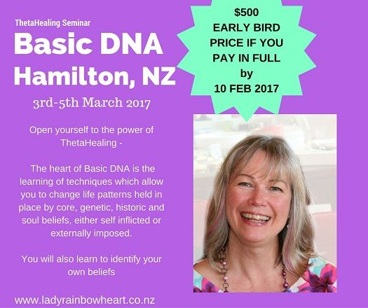 Want to change the patterns you keep holding onto?  Go to www.ladyrainbowheart.co.nz to find out more about this exceptional course.