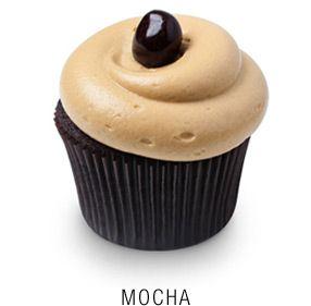 MochaCupcakes Bakeries, Mocha Cupcakes, Chocolate Cupcakes, Coffee Beans, Georgetown Cupcakes, Chocolates Cupcakes, Dc Cupcakes, Coffe Beans, Cupcakes Rosa-Choqu