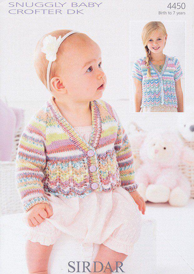 124 best Sirdar Yarn - Deramores images on Pinterest | Filet crochet ...