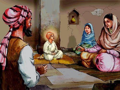 Guru Nanak Dev Ji | Good Time