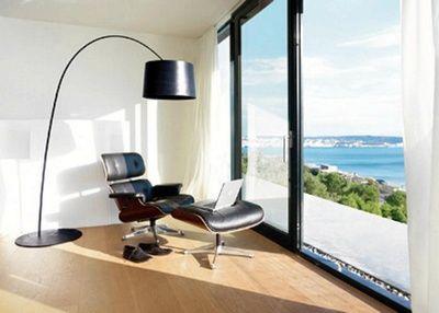 Foscarini Floor Lamp, Contemporary Floor Lamp, Twiggy Floor Lamp.