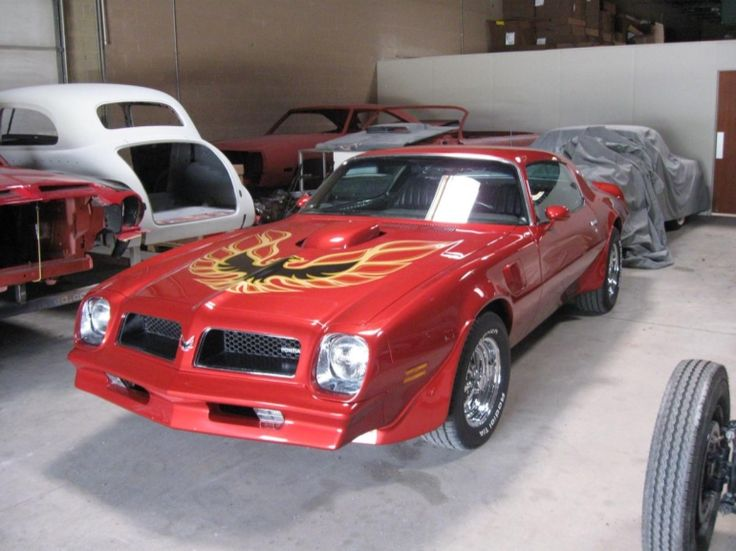 1976 Pontiac Firebird Trans Am for sale | Hemmings Motor News