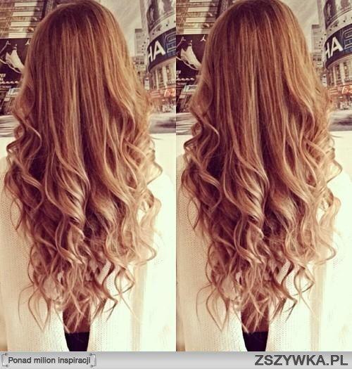 falowane włosy - Szukaj w Google