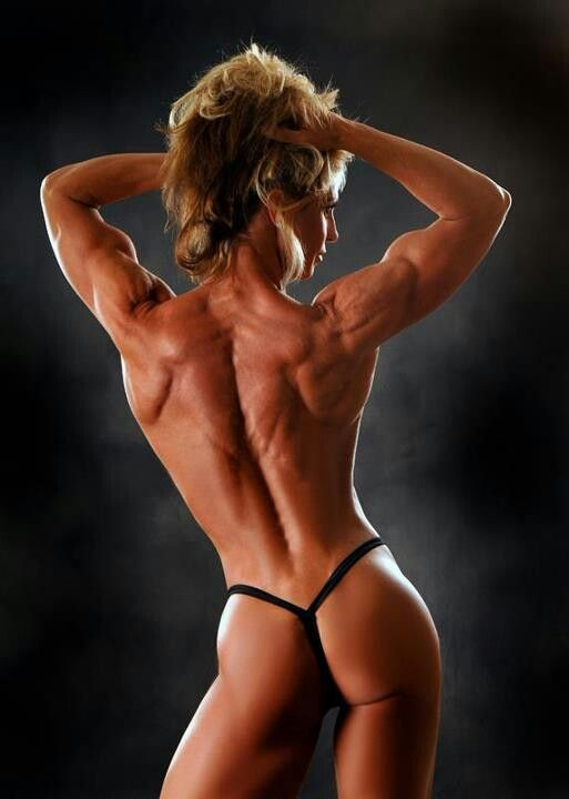 Magnificent idea Nude muscle girls backs are mistaken