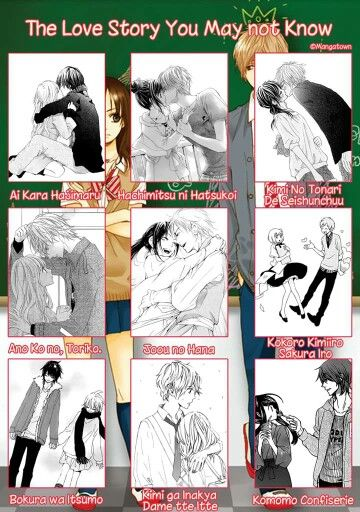 Manga to Know | The Love Story You May Not Know
