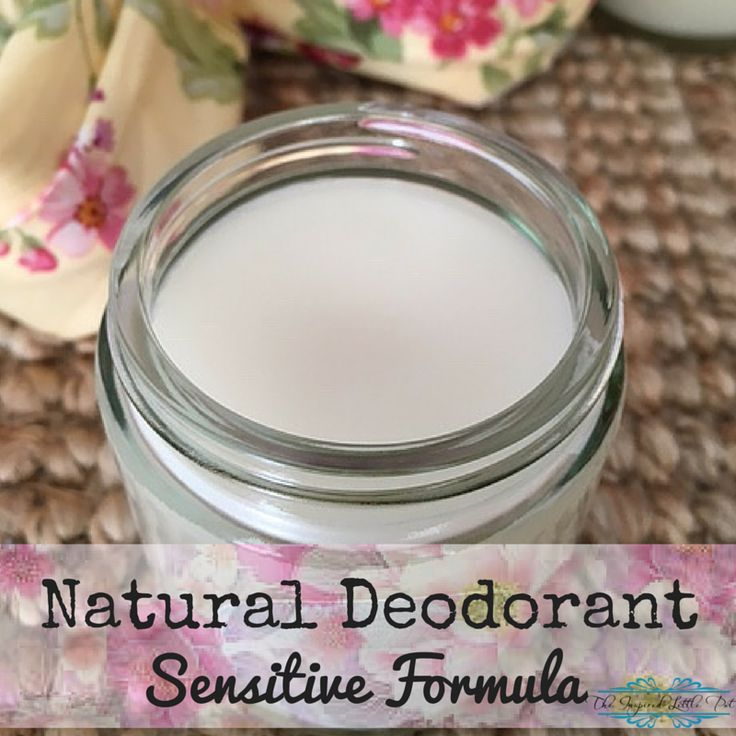 This recipe was born shortly after I discovered that a fewpeople were reacting to my regular homemade deodorant, and then after waxing one day, I discovered that I did too… I played around w…