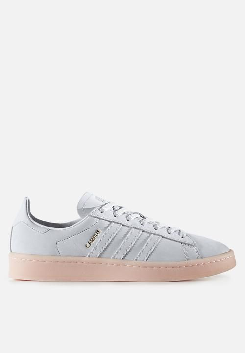 adidas Originals Campus - BY9839 - White / Icey Pink adidas Originals Sneakers | Superbalist.com