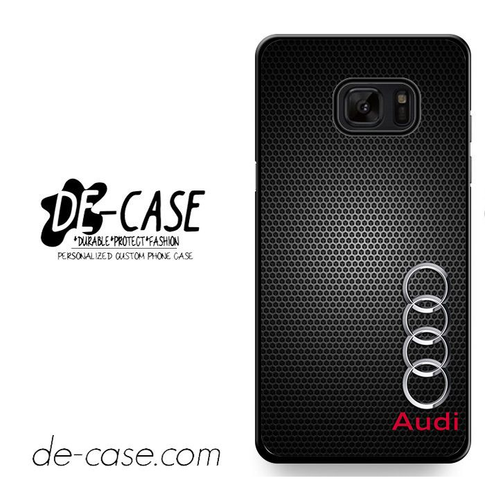 Audi Car DEAL-1115 Samsung Phonecase Cover For Samsung Galaxy Note 7