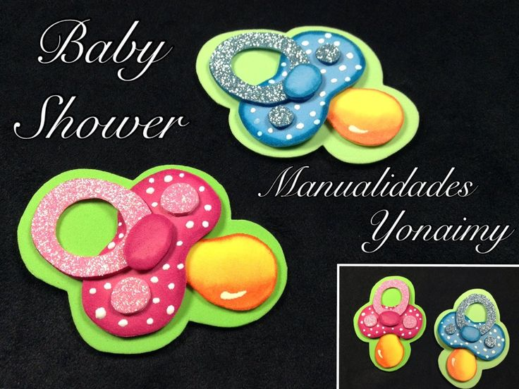 goma eva on Pinterest | Souvenirs, Bebe and Baby showers