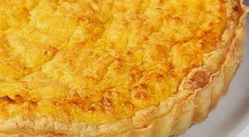 Cucinare insieme: Crostata con crema di patate