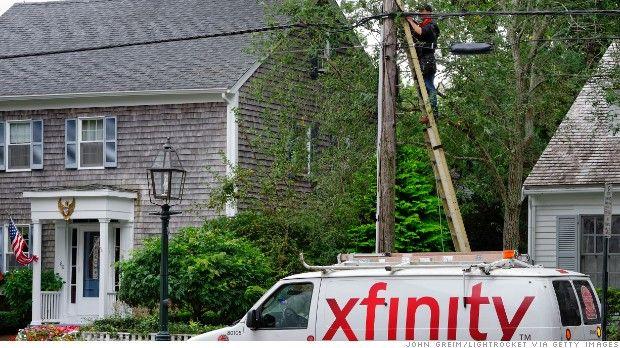 Comcast's super fast Internet costs $300 a month