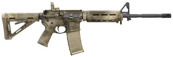 Bushmaster M4 .223 MOE