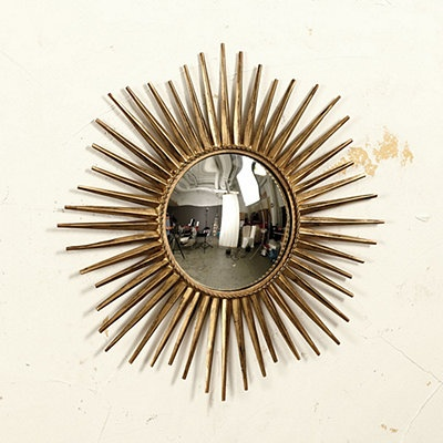 Suzanne Kasler Sunburst Mirror #4Decor Ideas, Kasler Sunburst, Sunburst Mirrors, Living Room, Master Bedrooms, House, Suzanne Kasler, Ballard Design, Mirrors Mirrors