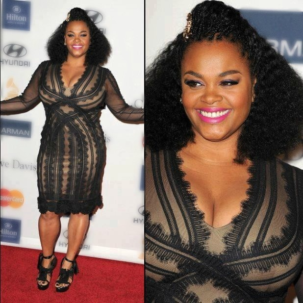 Jill Scott Lookin Like Brown Sugar Wrapped In Fine Lace! Gawd Knows I Love  This Woman Right Here!