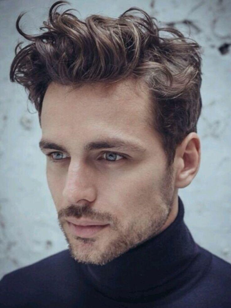 Italian Hairstyles Men Long The Best Medium-Length ...