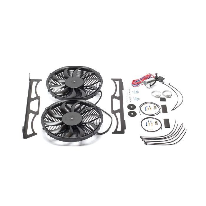 Revotec Electric Fan Conversion Kit Defender V8 Electric Fan